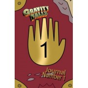 Genitox Publishing Gravity Falls Journal 1: Blank Notebook: A blank notebook for you to report your encounters with the supernatural and the weird.
