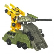 Transformers Dark of The Moon - 3-in-1 Bumblebees Mobile Battle Bunker [Toy]