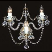 Crystal wall sconce 4031 03/13HK-835SW