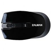 Zalman ZM-520WBK Optical Wireless Mouse Nano Receiver (ZM-M520WBK)