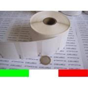 Dymo 11354 5x ROTOLI ETICHETTE COMPATIBILI DYMO LABELWRITER 57x32mm