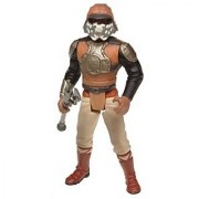 Star Wars: Power of the Force Freeze Frame Lando Calrissian as Skiff Guard Action Figure