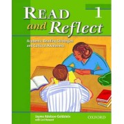 Read and Reflect 1 by Jayme Goldstein-Adelson