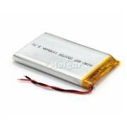 Batería recargable Li-Polímero GSP053759 3,7V 1100mAh 37,0x59,0x5,0mm