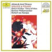 Strauss/ Strauss - Waltzes& Polkas (0028943725521) (1 CD)