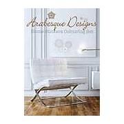 Arabesque Designs: Home Stickers Colouring Set