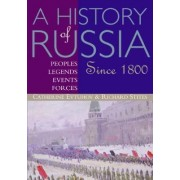 A History of Russia by Richard Stites