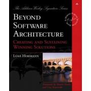 Beyond Software Architecture by Luke Hohmann