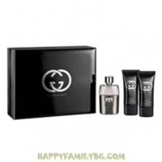 Gucci Комплект Guilty pour Homme Set - edt 50 ml + a/s balm 50 ml + sh/gel 50 ml