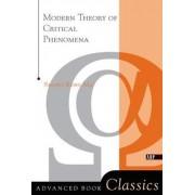 Modern Theory Of Critical Phenomena by Shang-Keng Ma