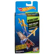 Hot Wheels Track Builder Workshop Toy - Missile Launch Stunt Playset