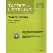 Tactics for Listening: Basic: Teachers Resource Pack by Jack C. Richards