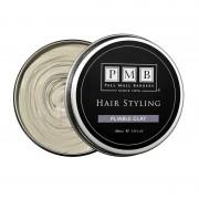 Pall Mall Barbers Pliable Clay 3.4 oz / 100 mL Hair Care PMB-MSP-008