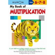 My Book of Multiplication by Kumon Publishing