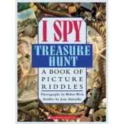 I Spy Treasure Hunt by Jean Marzollo