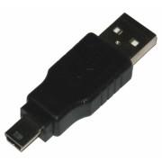 ADAPTOR USB TATA MINI-USB TATA A ZLA0629
