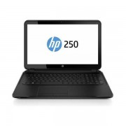 Laptop HP 250 G4 15.6 inch HD Intel Celeron N3050 4GB DDR3 500GB HDD Black cu Geanta