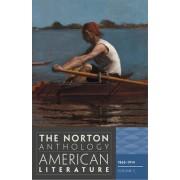 The Norton Anthology of American Literature: 1865-1914 v. C by Nina Baym