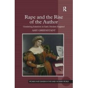 Rape and the Rise of the Author by Amy Greenstadt