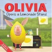 Olivia Opens a Lemonade Stand by Kama Einhorn