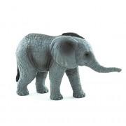MOJO Fun 387190 African Elephant Calf - Realistic Wildlife Toy Model - New for 2015! by MOJO Fun