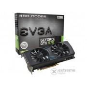 Placa video EVGA nVidia GTX 970 4GB DDR5 ACX 2.0 - 04G-P4-2972-KR