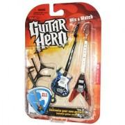 Mcfarlane Toys Guitar Hero 2009 Mix Match Guitars Wave 1 Frydaze Forge Voracious Cedar Ripple