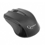 Mouse, Gembird MUSW-101, Wireless, Black