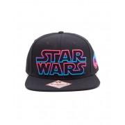Star Wars Galactic Empire Snapback шапка с козирка