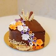 Tort Trio Desire - mousse de ciocolata