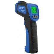 HOLDPEAK 981A Infravörös hőmérsékletmérő -30C+350C kijelzés C-ban és F-ban lézer.