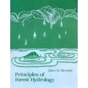 The Principles of Forest Hydrology by John D. Hewlett