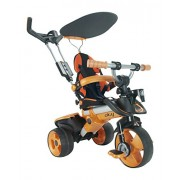 Injusa - 326 - Tricycle - City - 14 En 1