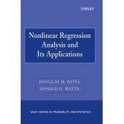 Nonlinear Regression Analysis and Its Applications by Douglas M. Bates