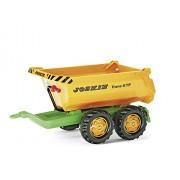Rolly Toys 122264 - Rimorchio Halfpipe Joskin