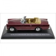 1961 Bentley Continental S2 Park Ward DHC Convertible Burgundy 1 43 by Road Signature 43214