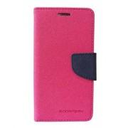 Lenovo S850 Flip Cover Mercury Case (Pink) By Vinnx