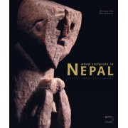 Wood Sculpture in Nepal by Bertrand Goy