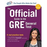 The Official Guide to the GRE General Test, Third Edition, Paperback