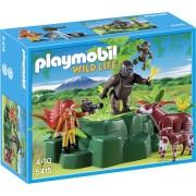 Playmobil Gorilla's en Okapi's - 5415