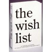 The Wish List by Barbara Ann Kipfer