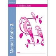 Mental Maths Book 2 by Sally Johnson