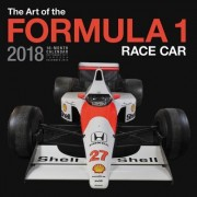 Art of the Formula 1 Race Car 2018: 16 Month Calendar Includes September 2017 Through December 2018