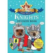 Knights Sticker Book: Star Paws by MacMillan Children's Books