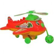 Pari Prince - Kids Multicolor Aeroplane Toy