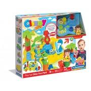 Clementoni 17079 - Dino Fun Park Clemmy Plus Play Set