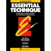 Essential Technique - Keyboard Percussion Intermediate to Advanced Studies (Book 3 Level) by Rhodes Biers