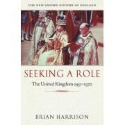 Seeking a Role by Brian Harrison