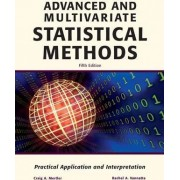 Advanced and Multivariate Statistical Methods by Craig A. Mertler