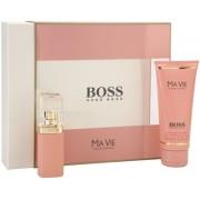 Hugo Boss Ma Vie Pour Femme Dárková sada EDP 30 ml+100 ml tělové mléko